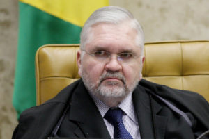 O procurador-geral da República, Roberto Gurgel: Fellipe Sampaio/ SCO/ STF