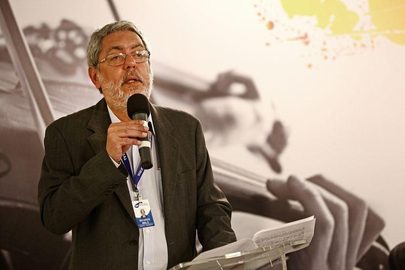 Ricardo Melo: diretor-presidente da EBC vai à Justiça para garantir seu mandato