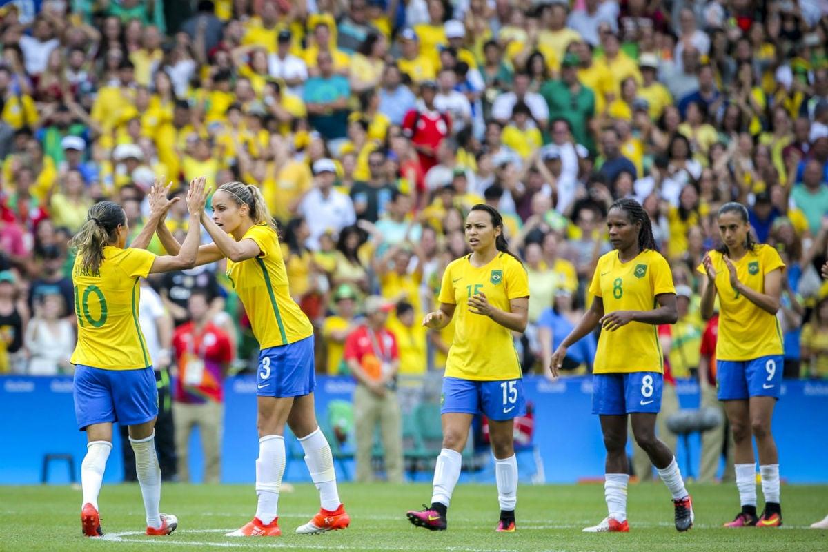 Olimpíada das Mulheres no País do Futebol - CartaCapital 1cbd661d9bbb6