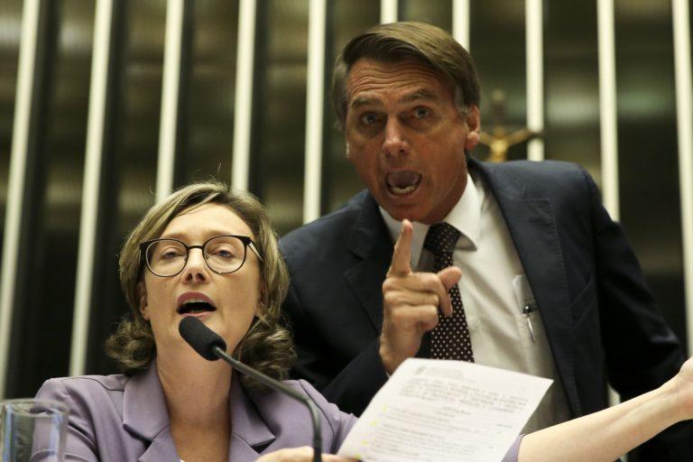 Pela terceira vez, Bolsonaro é condenado a indenizar Maria do Rosário -  CartaCapital