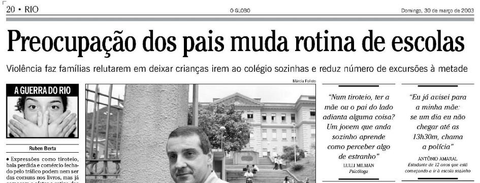 """Selo """"A Guerra do Rio"""""""