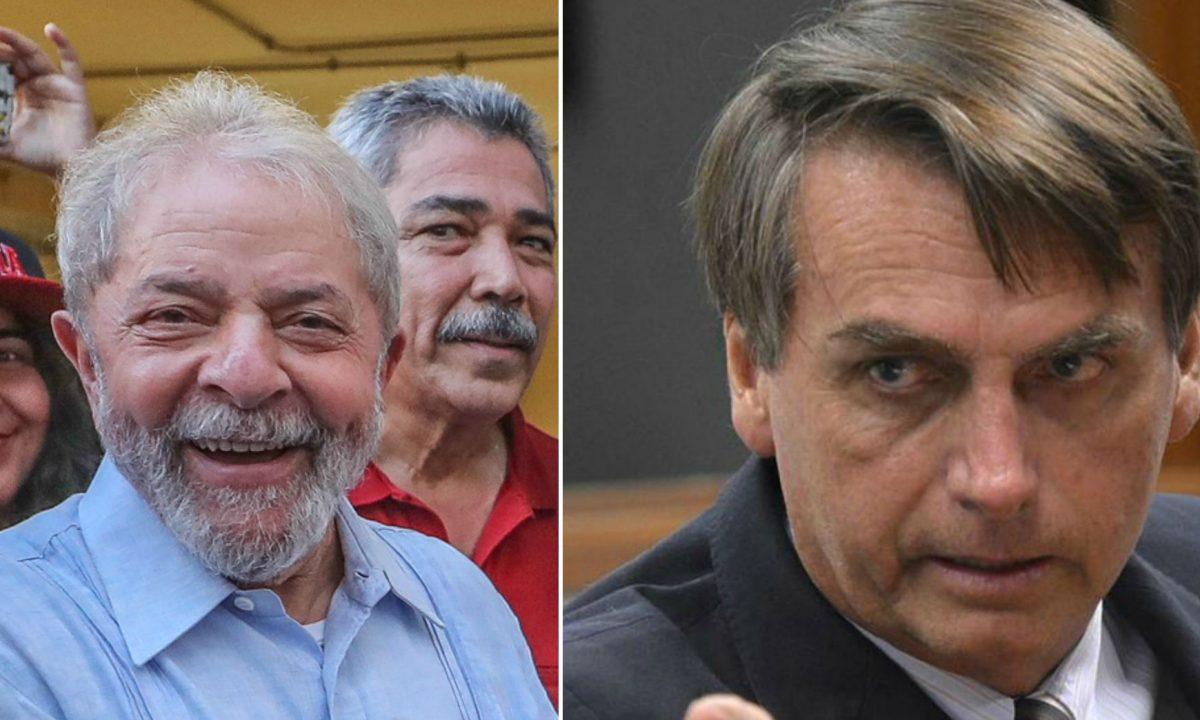 'Se o filho do capeta voltar, nunca mais vai sair', diz Bolsonaro em referência a Lula