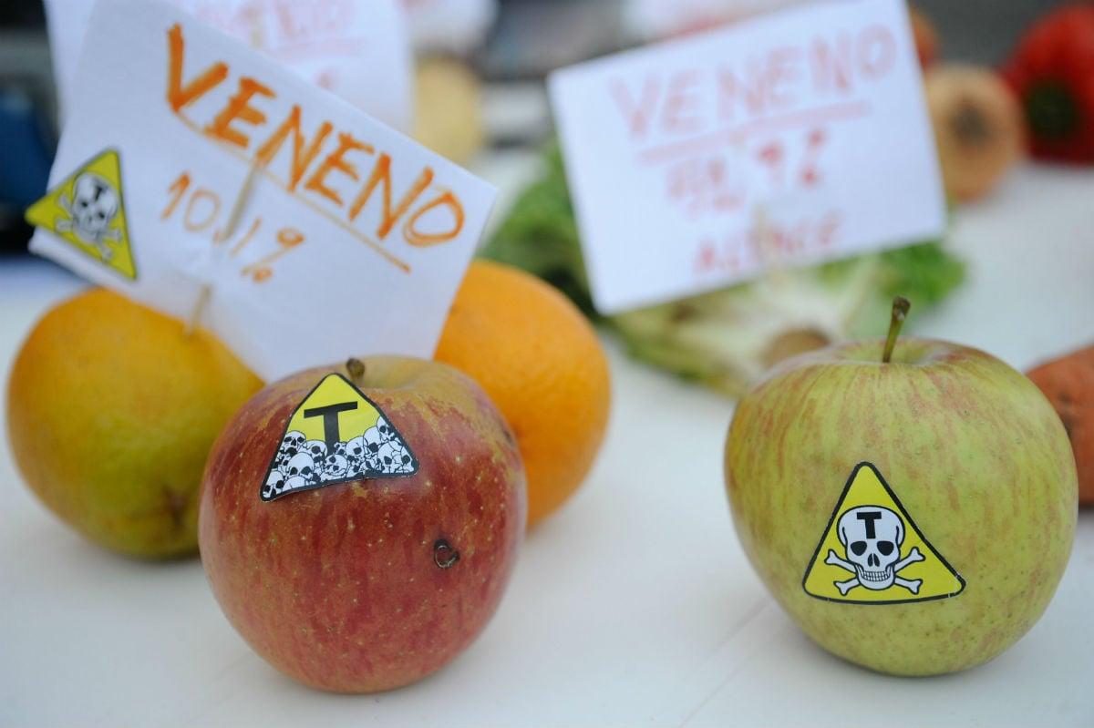 Agrotóxico que reduz QI de crianças tem uso crescente no Brasil