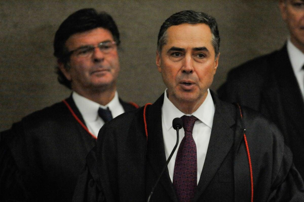 Luís Roberto Barroso, ministro do STF e do TSE