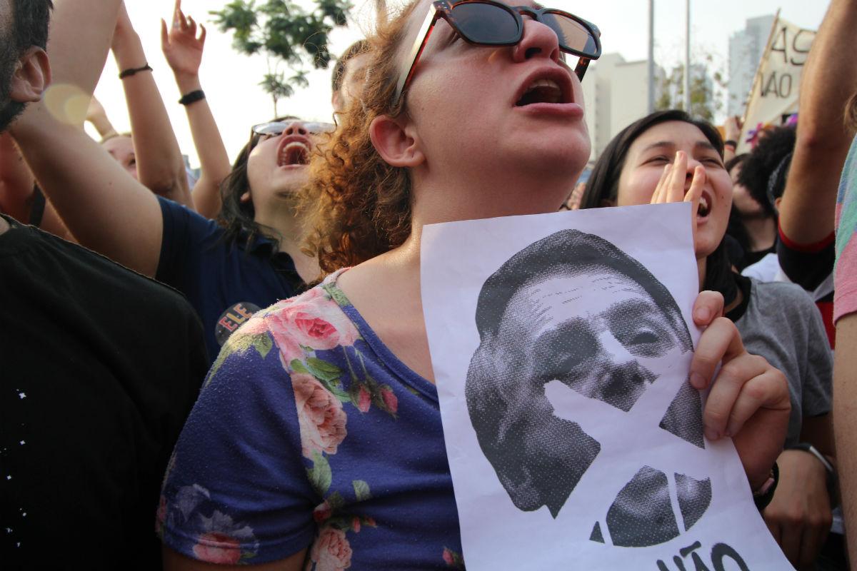 5a49f6aac4 Violência política pró-Bolsonaro cresce após primeiro turno - CartaCapital