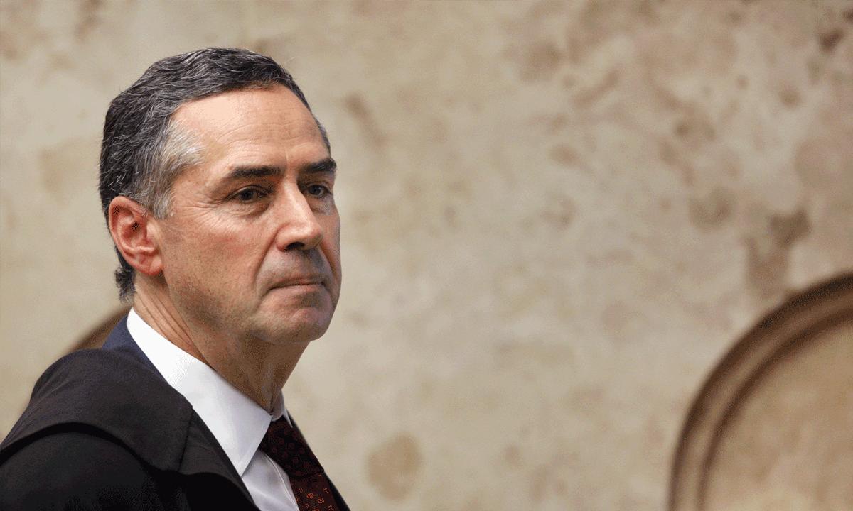 Ministro Luís Roberto Barroso. Foto: Supremo Tribunal Federal