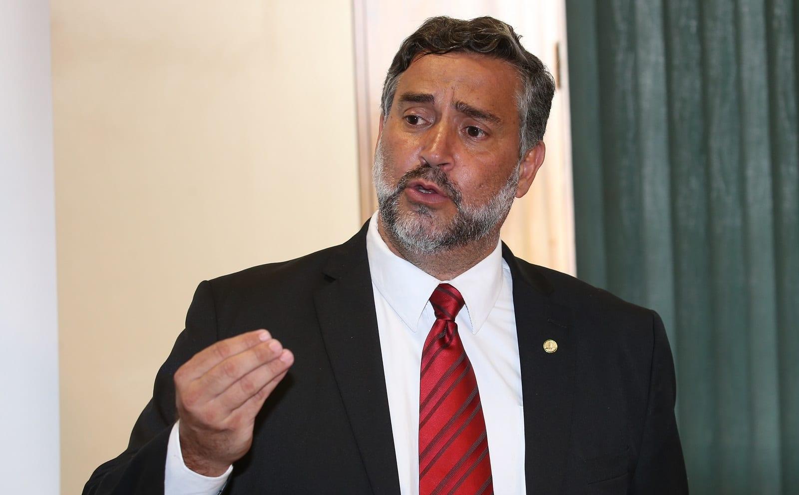 O Deputado Paulo Pimenta (PT-RS) (Foto Lula Marques/Agência PT)