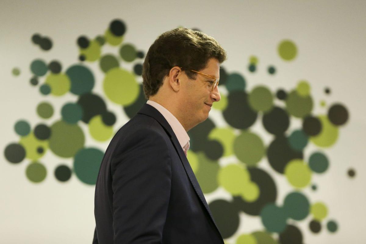O ministro do Meio Ambiente, Ricardo Salles: postura belicosa contra o terceiro setor (Foto: Marcelo Camargo/EBC)