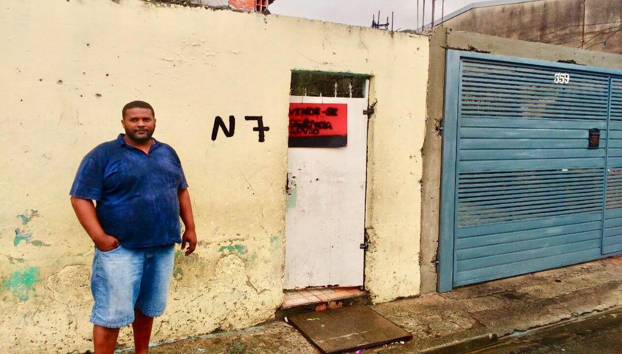 Casas com números iguais confundem entregadores no Itaim Paulista
