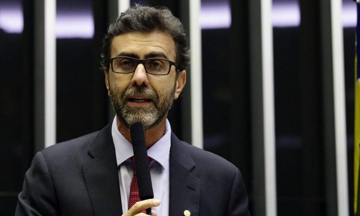O deputado federal Marcelo Freixo (PSOL-RJ). Foto: Agência Câmara