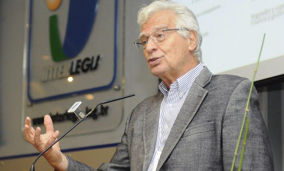 O economista chileno Adras Uthoff (Foto: Alessandro Dantas/PT no Senado)