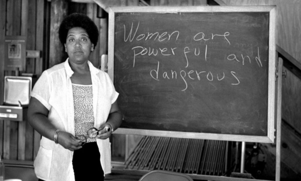 Audre Lorde (Foto: Getty Images)