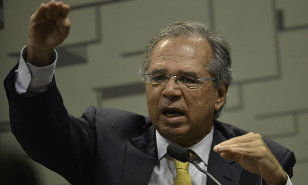 Paulo Guedes, o Posto Ipiranga sem gasolina