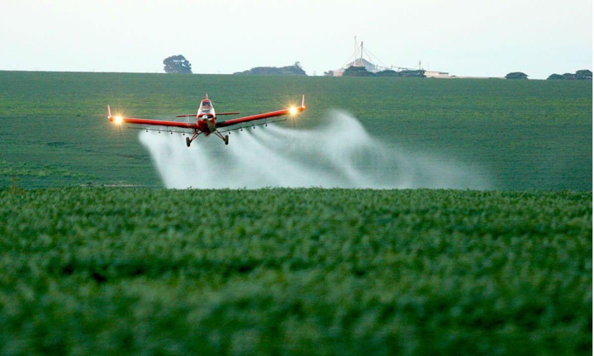 Em três anos, Brasil aumenta em 50% venda de agrotóxicos vetados na UE