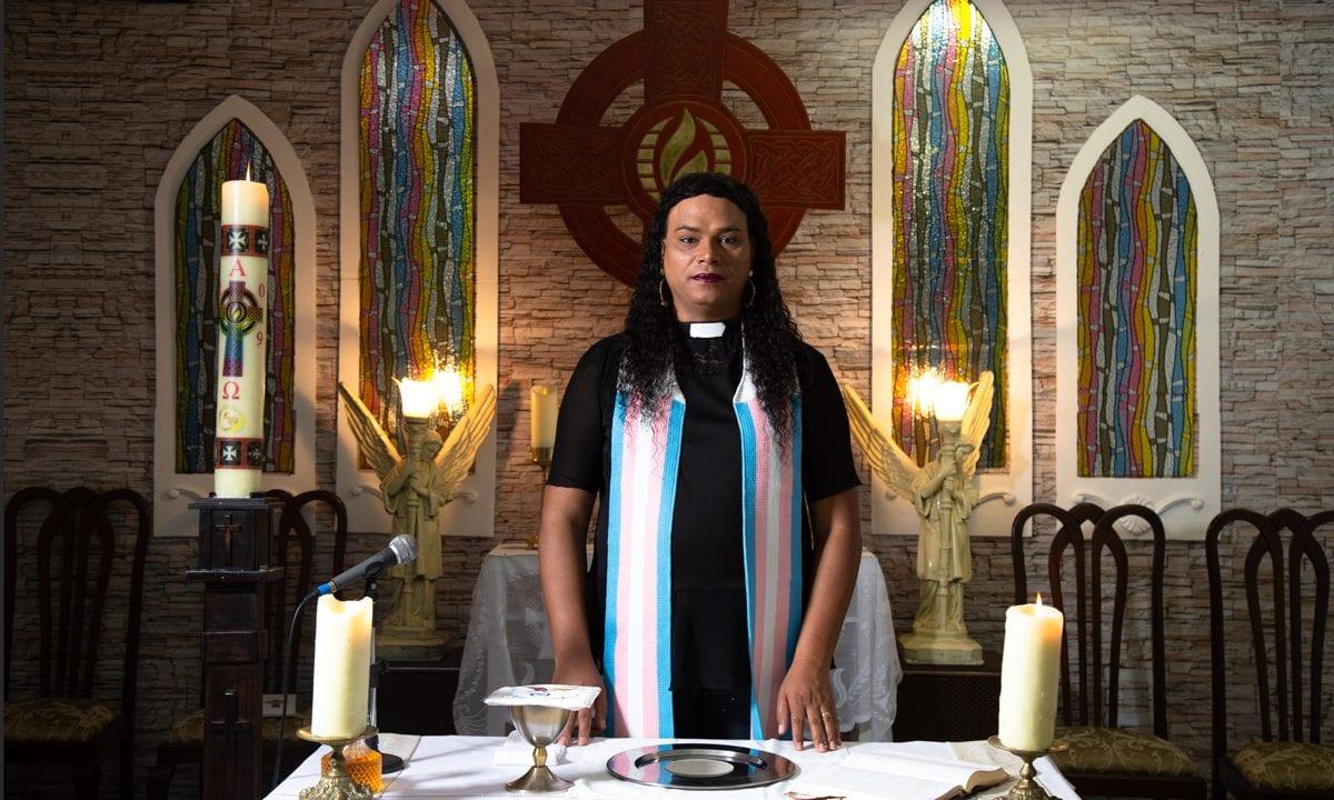 A pastora Alexya Salvador (Foto: Wanezza Soares)