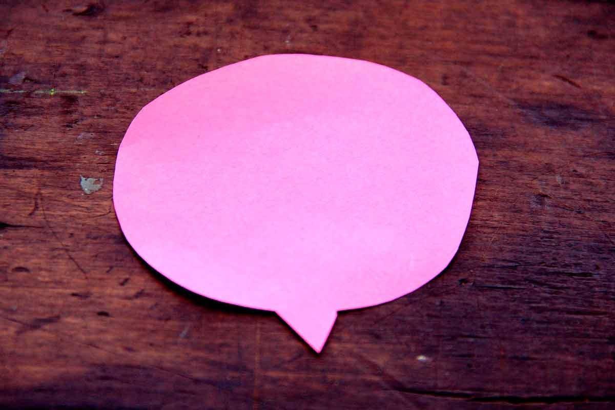 Balão de conversa|