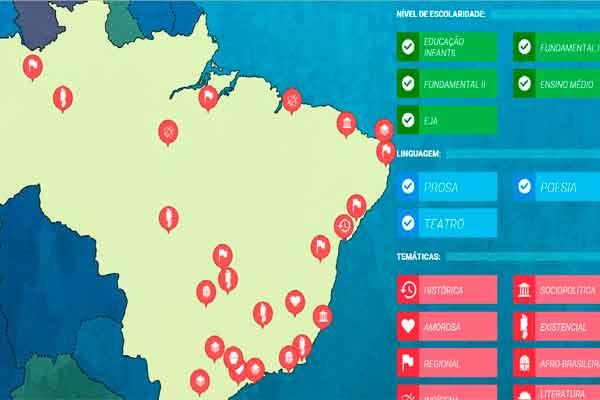 Mapa da Literatura Brasileira|
