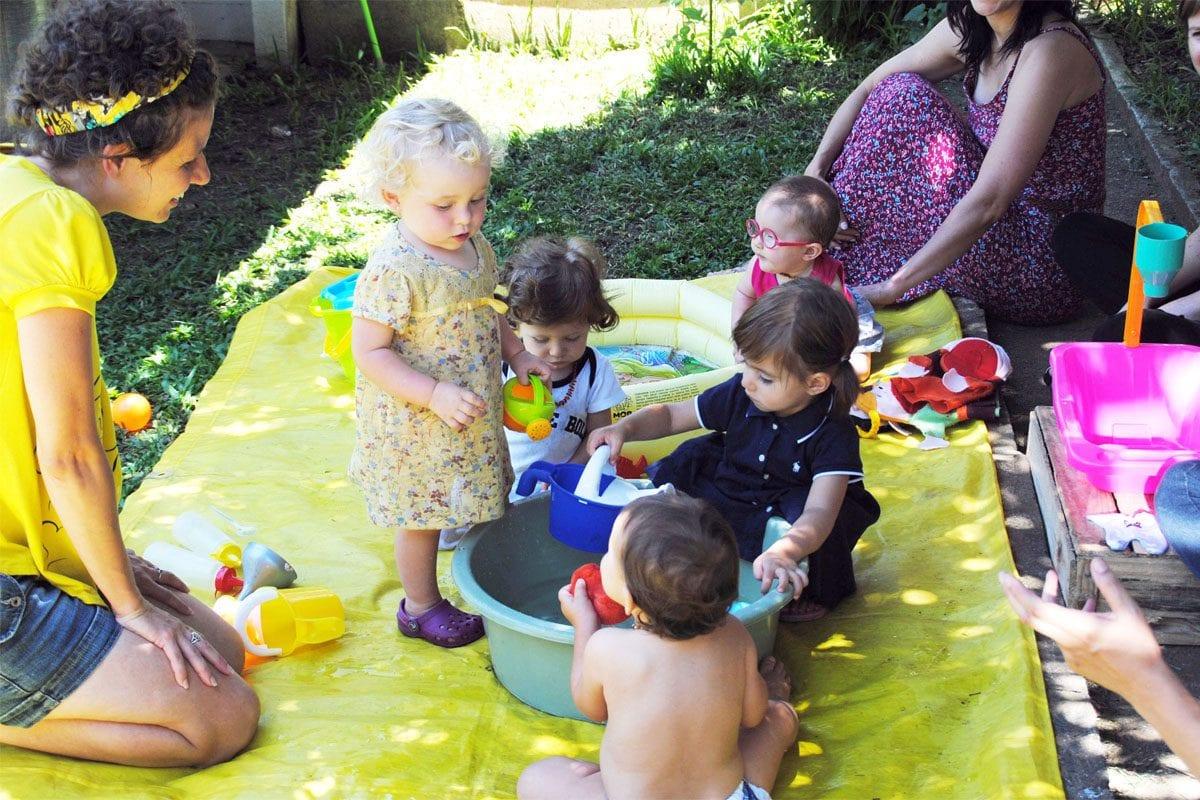 Creche parental em Curitiba|idéia das creches parentais começou na França|