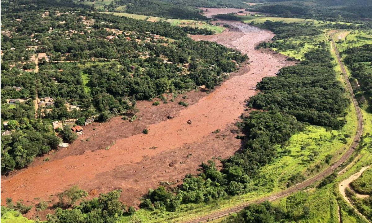 Vale pagará 250 milhões de reais em multa ambiental por Brumadinho