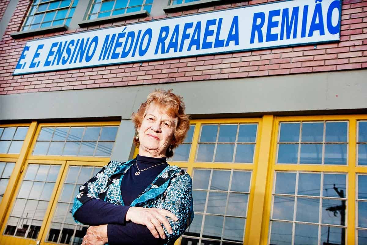 Glaci Nunes||Laurinda Ramalho
