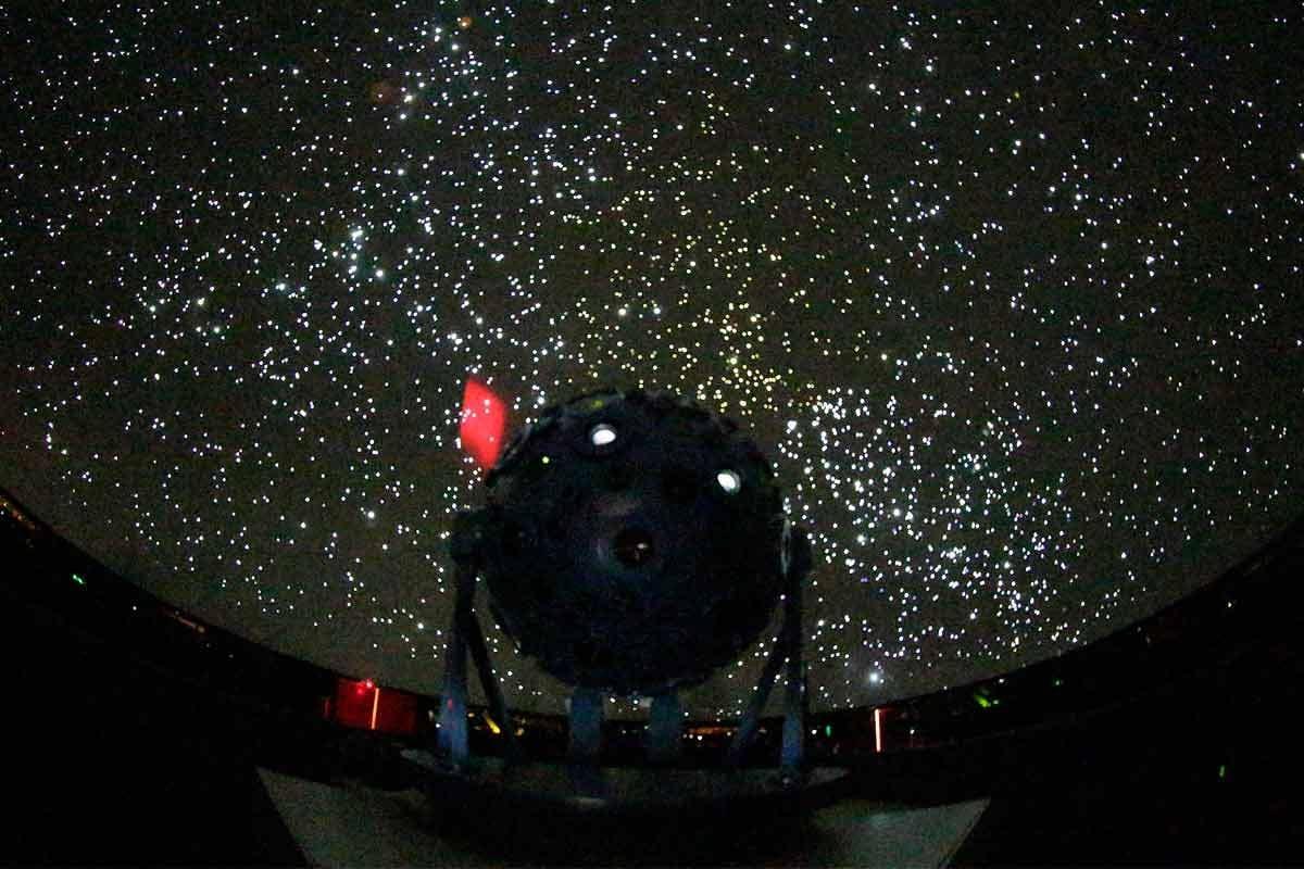 Astronomia|Planetário|Planetário do Carmo