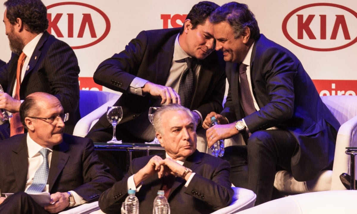 Sergio Moro nunca quis esconder sua parcialidade