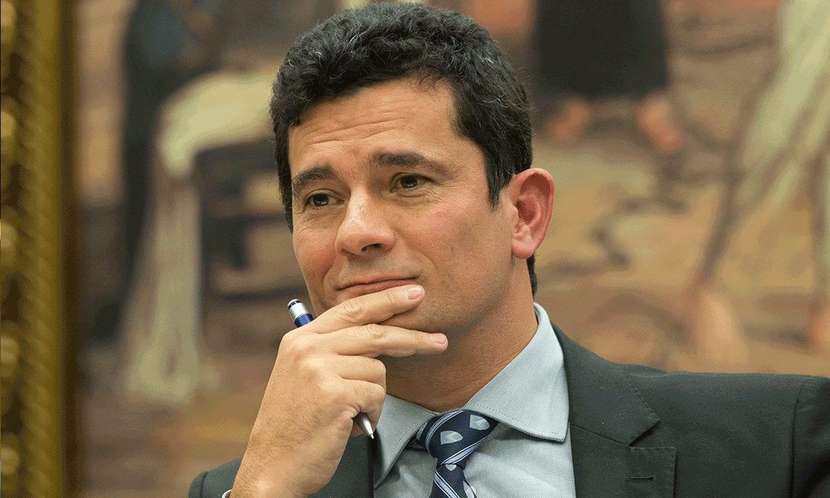 Sérgio Moro (Foto: Lula Marques/AGPT)