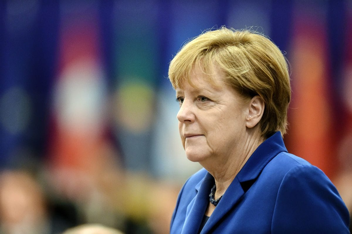 Angela Merkel no G-20