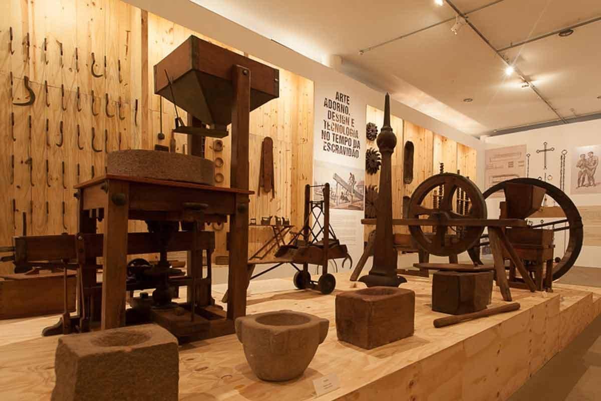 Acervo do Museu Afro Brasil|Sala Museu Afro Brasil