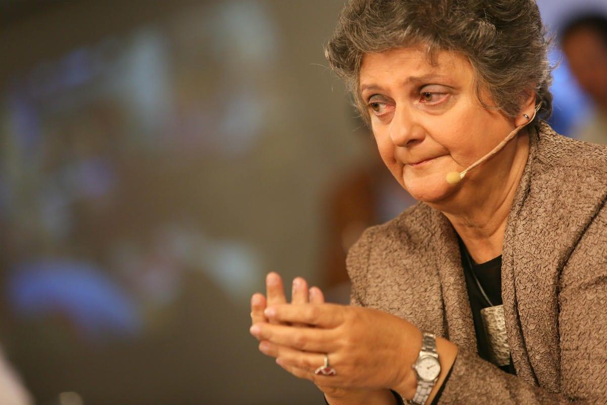 Retrato de Teresa Pinheiro|