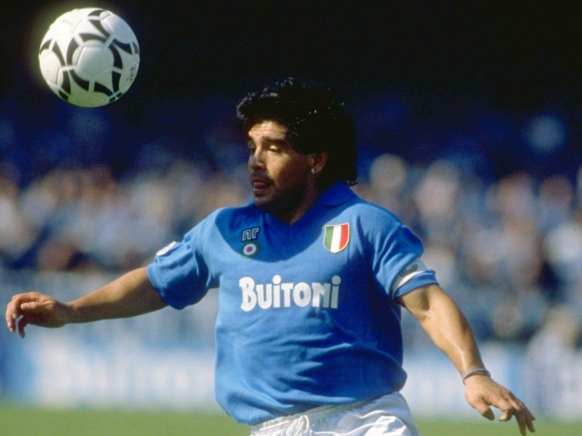 Documentário esmiúça os anos de Maradona em Nápoles