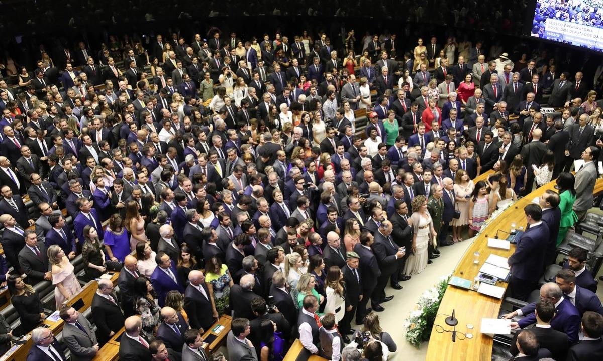 Congresso Nacional (Foto: Lula Marques)