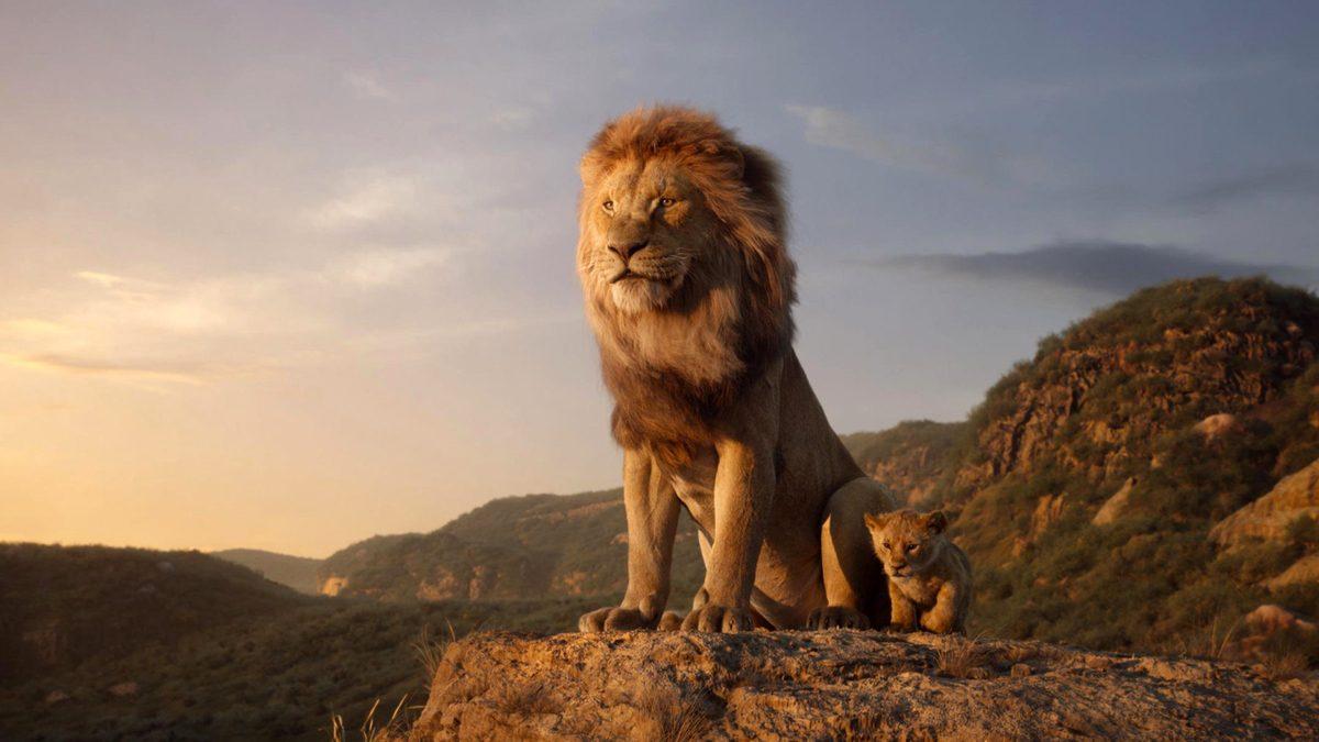 Rei Leao Realista Promete Repetir Sucesso Do Desenho Animado