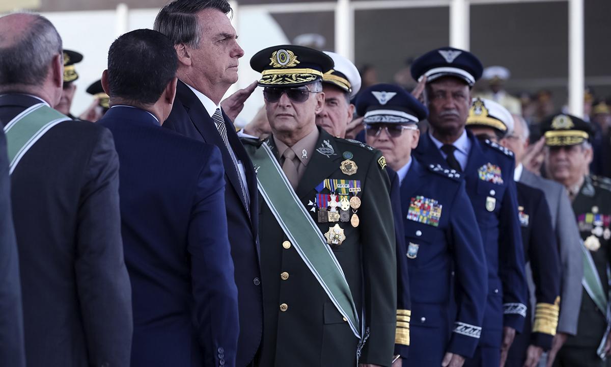 A política de desmonte da democracia e o papel de independência da PGR