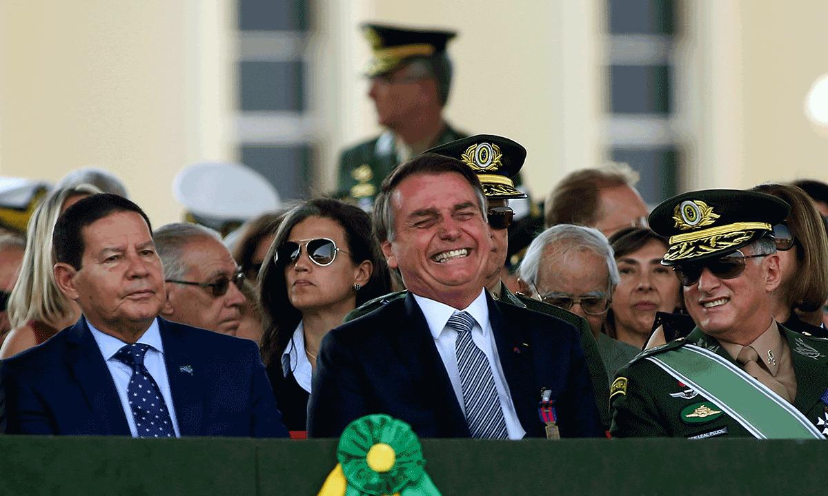 Foto: Sérgio LIMA/AFP