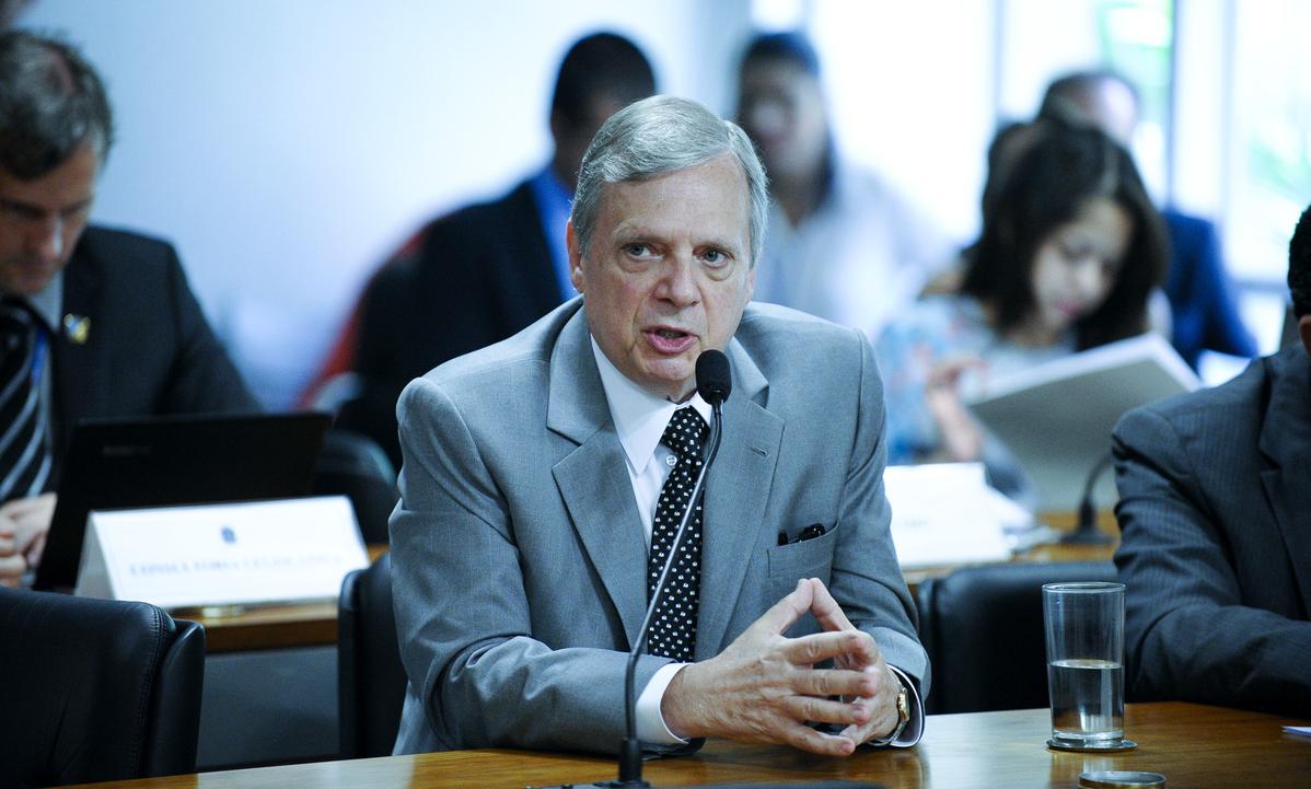 O senador Tasso Jereissati. (Foto: Edilson Rodrigues/Agência Senado)