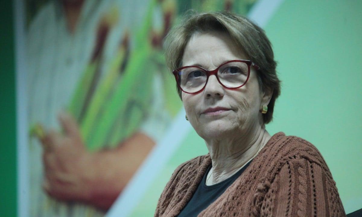 A ministra Tereza Cristina (Foto: Antonio Araujo/Mapa)