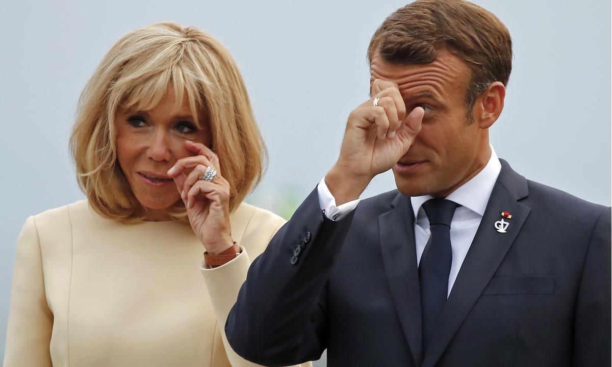 Francois Mori / POOL / AFP