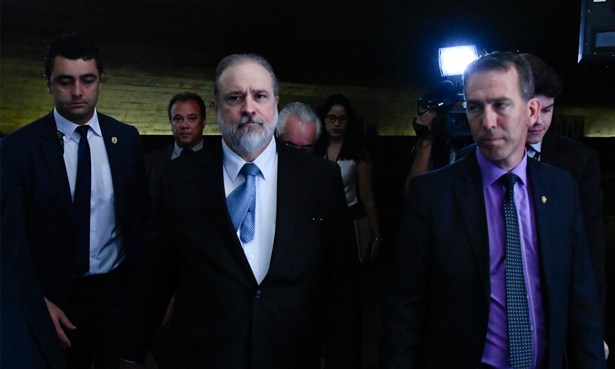 Augusto Aras/Agência Senado