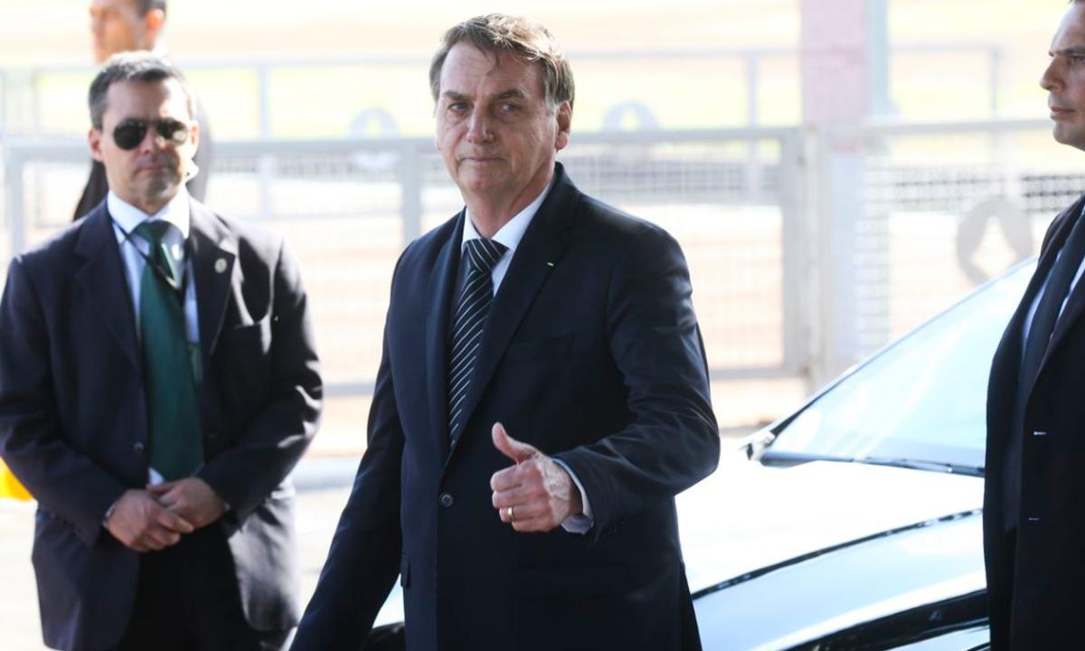 O presidente Jair Bolsonaro. (Foto: Antonio Cruz/ Agência Brasil)