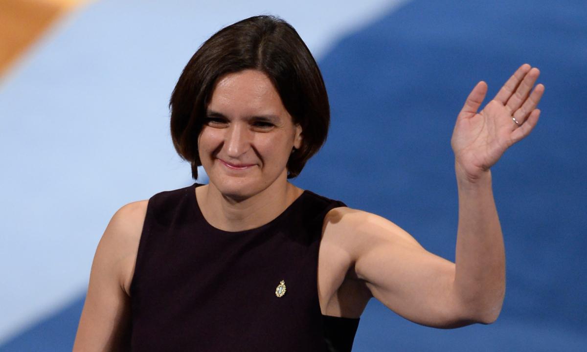 A segunda mulher a ganhar um Nobel de Economia na história, Esther Duflo. (Foto: Miguel RIOPA / AFP)