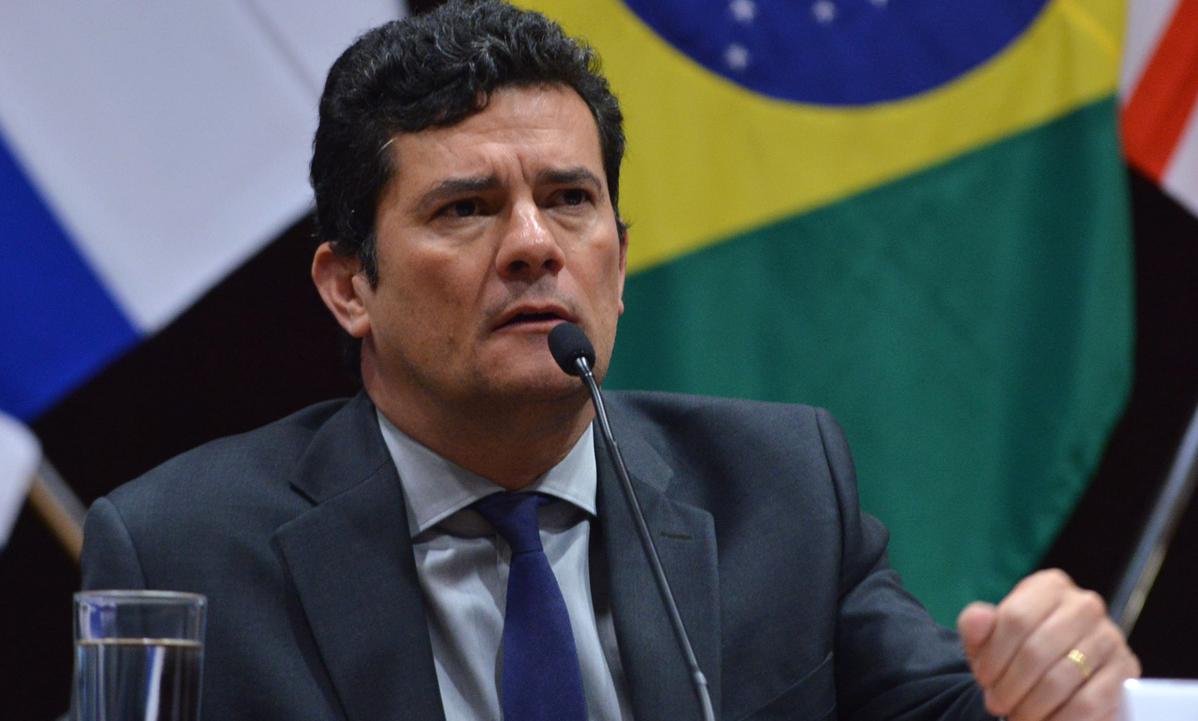 Sergio Moro fará pronunciamento após exoneração do diretor-geral ...