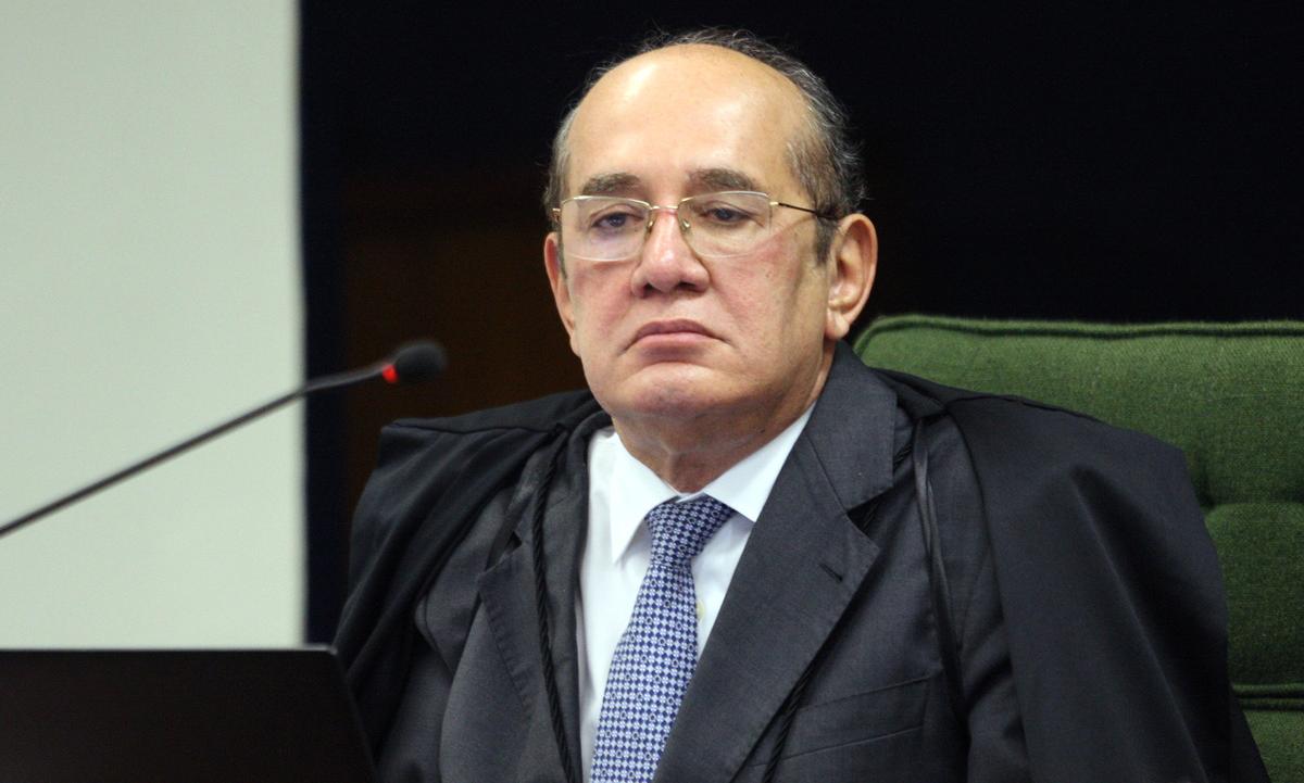 O ministro Gilmar Mendes. Foto: Nelson Jr./SCO/STF