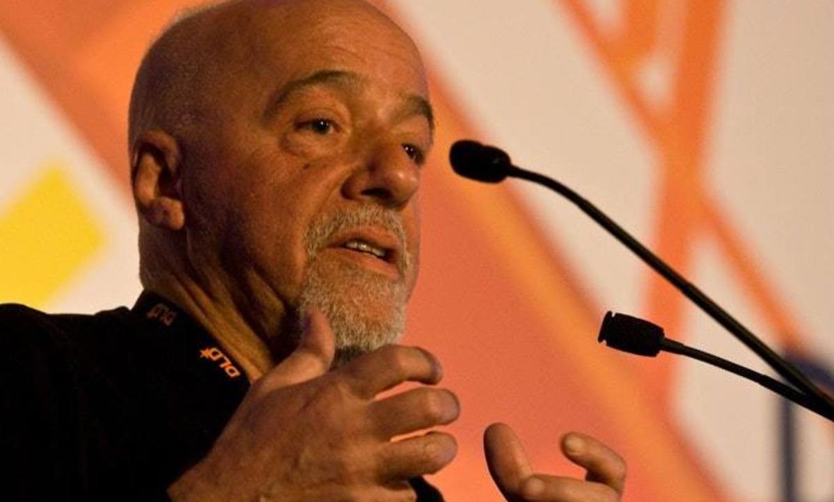 O escritor Paulo Coelho. (Foto: Reprodução/Facebook)