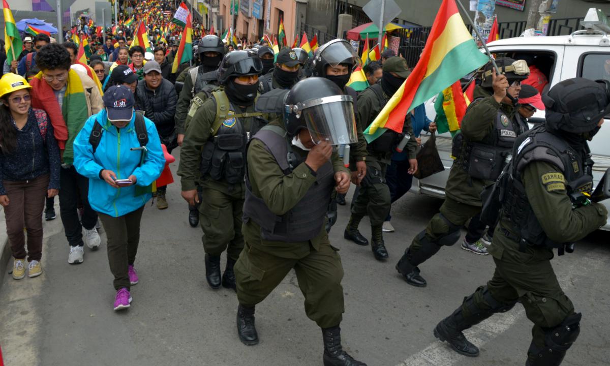 Forças Armadas da Bolívia