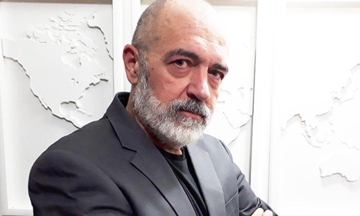 O filósofo Paulo Ghiraldelli, autor do livro A Filosofia Explica Bolsonaro. Créditos: divulgação