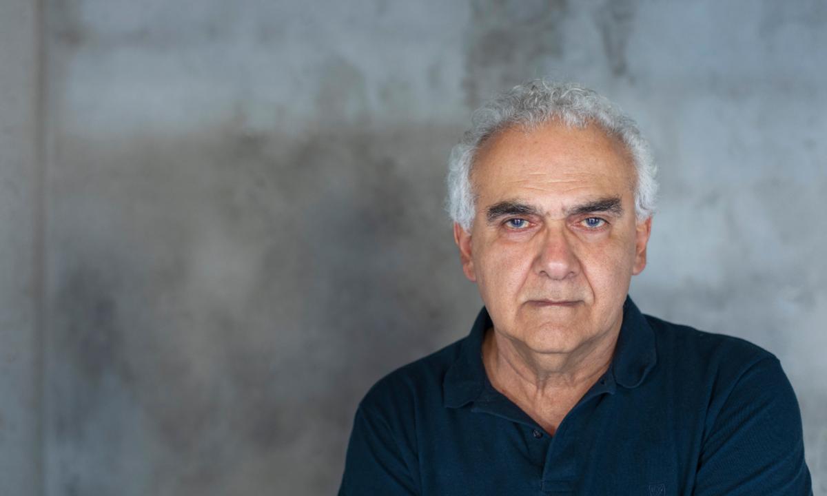 """Milton Hatoum: """"O romance deve ser uma narrativa encharcada de humanidade"""". Foto: Renato Parada"""