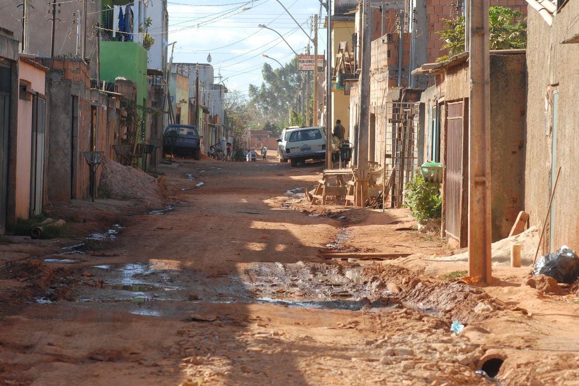 Pobreza no Brasil atinge recordes, diz IBGE (Foto: Arquivo/Agência Brasil)