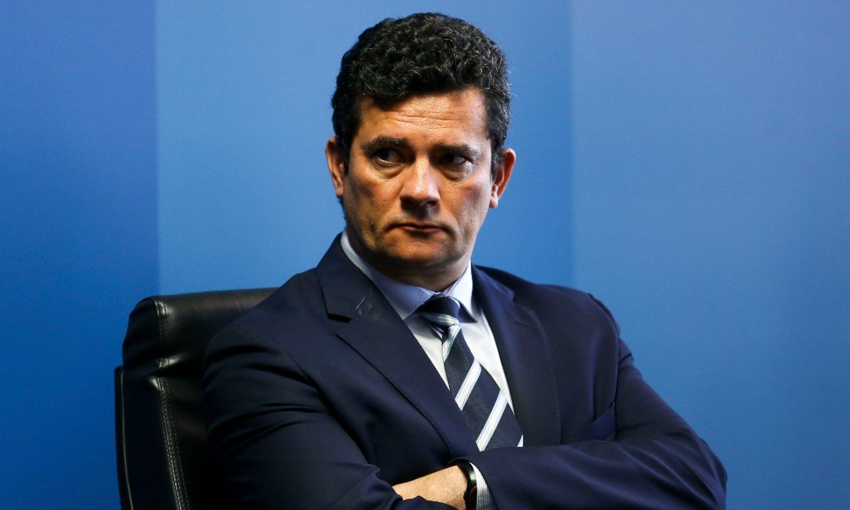 O ex-juiz e ex-ministro da Justiça e Segurança Pública Sérgio Moro. Foto: Marcelo Camargo/Agência Brasil