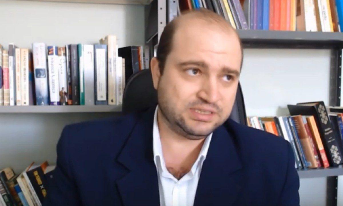 O novo presidente da Funarte, Dante Mantovani (Foto: Reprodução/Youtube)